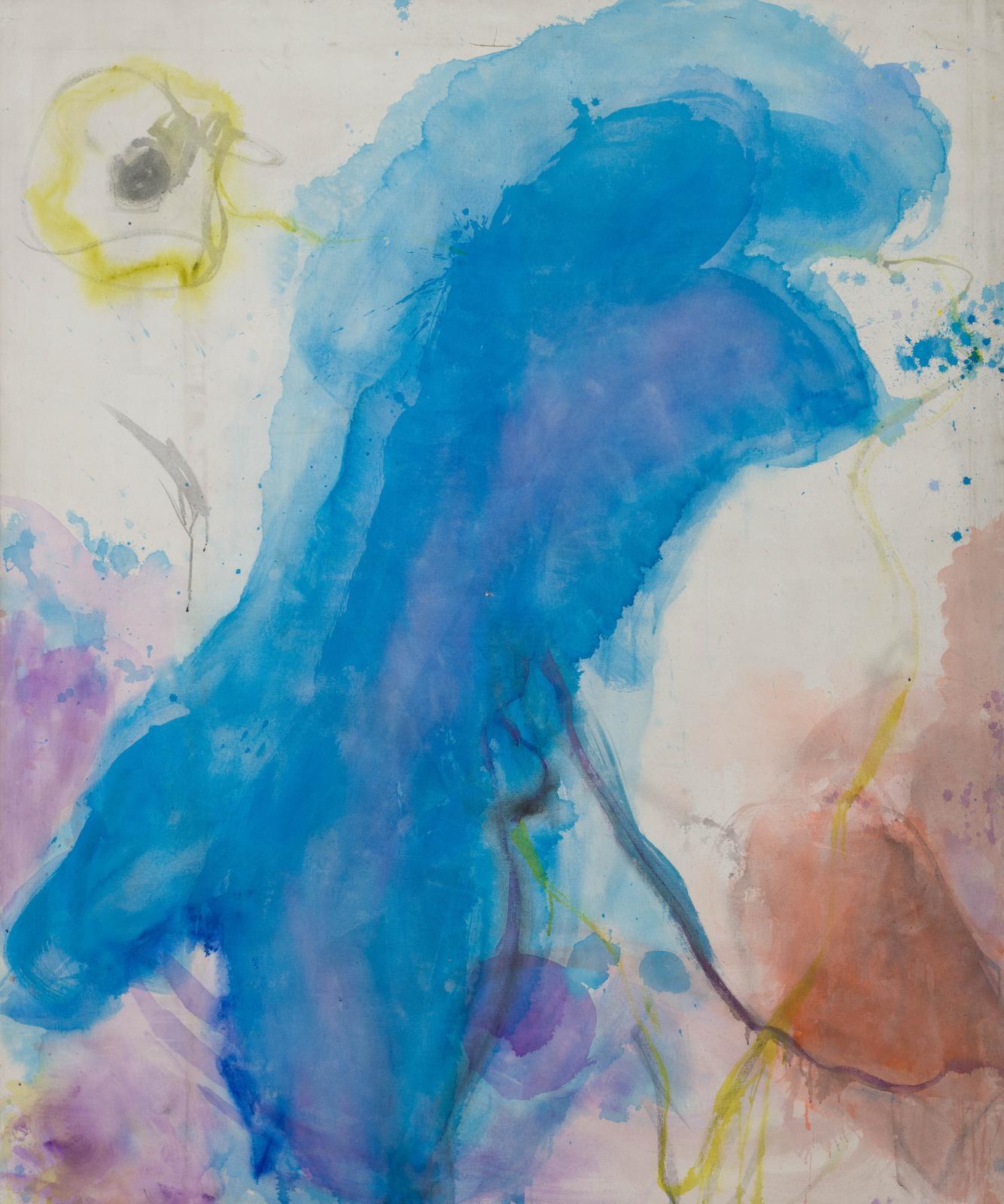 Blue Form (#163)