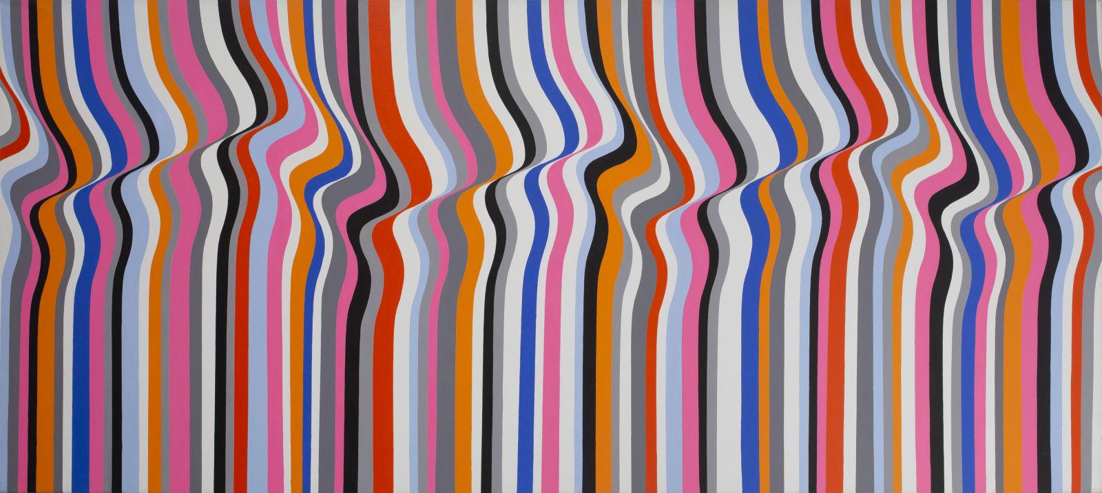 Cristina Ghetti, Color Thinking Composition IV, 2018