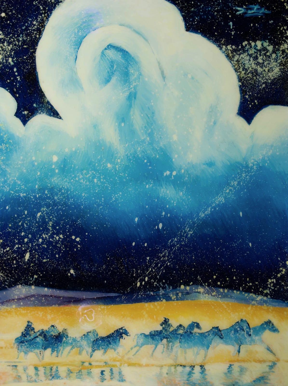 Dante Biss-Grayson, Storm on the Horizon