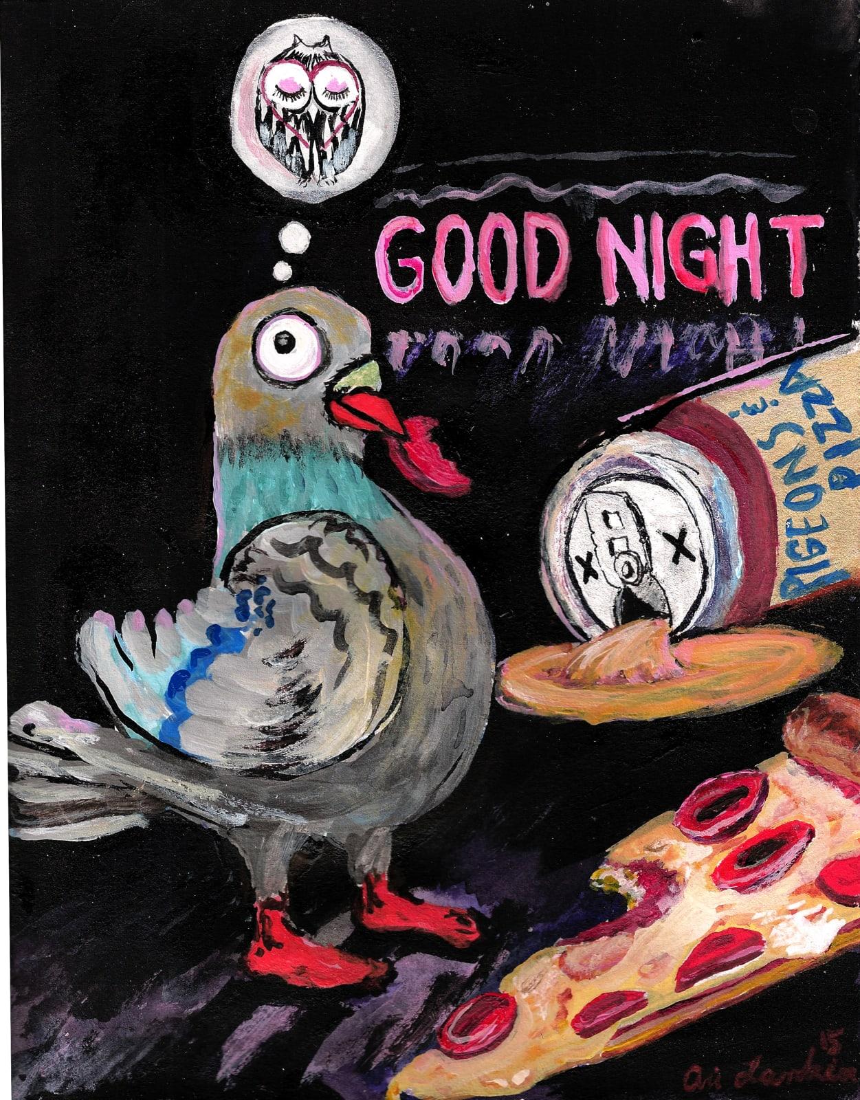Ari Lankin, Good Night, 2015