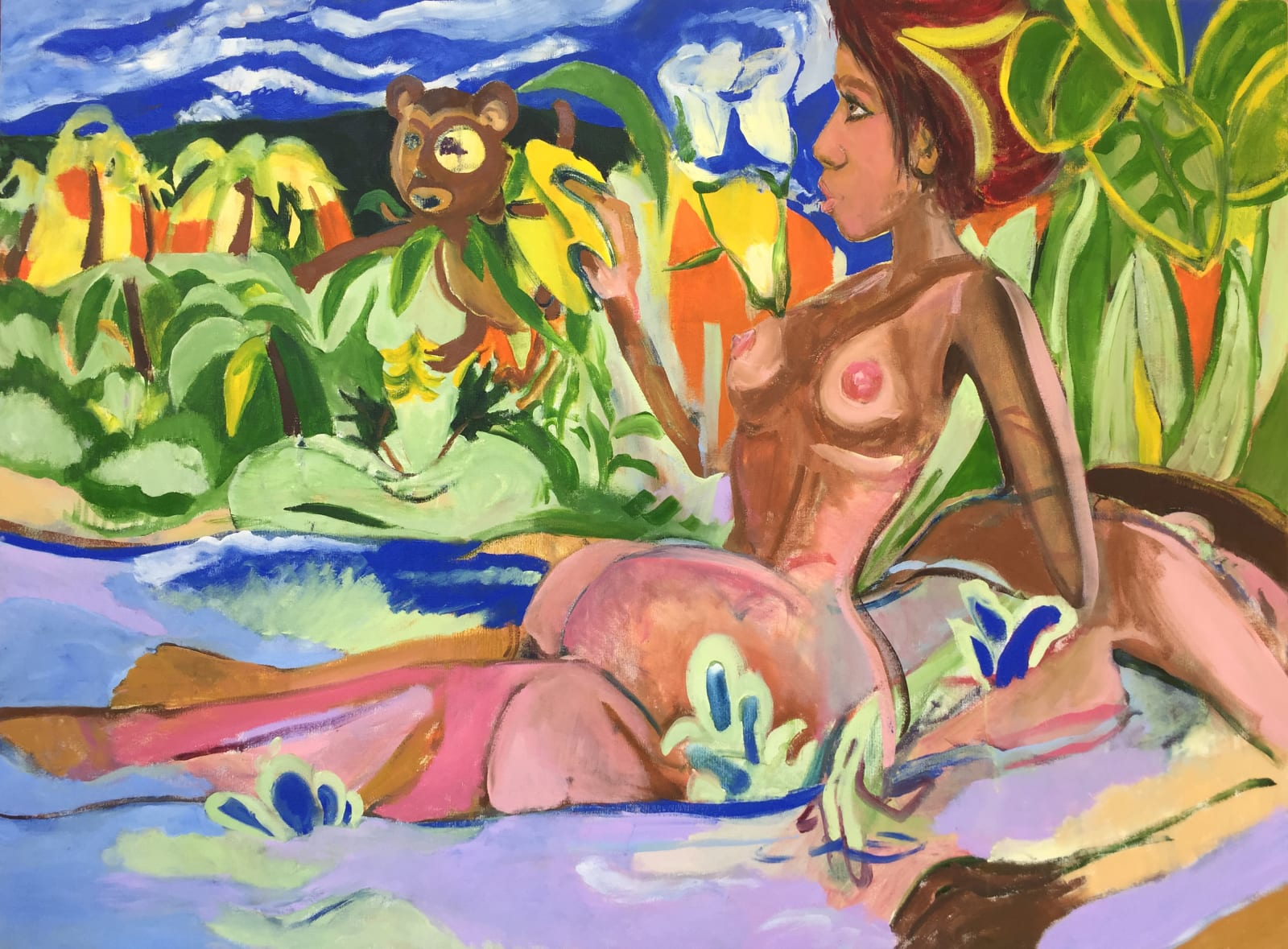 Ari Lankin, Tropical Dream, 2018