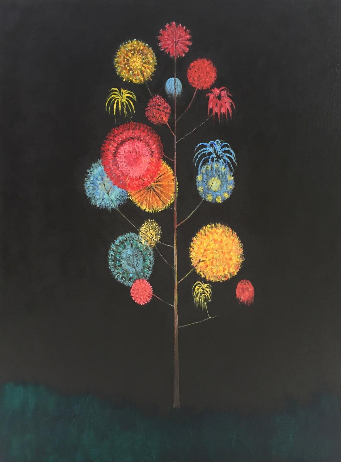 Ari Lankin, Tree V, 2019