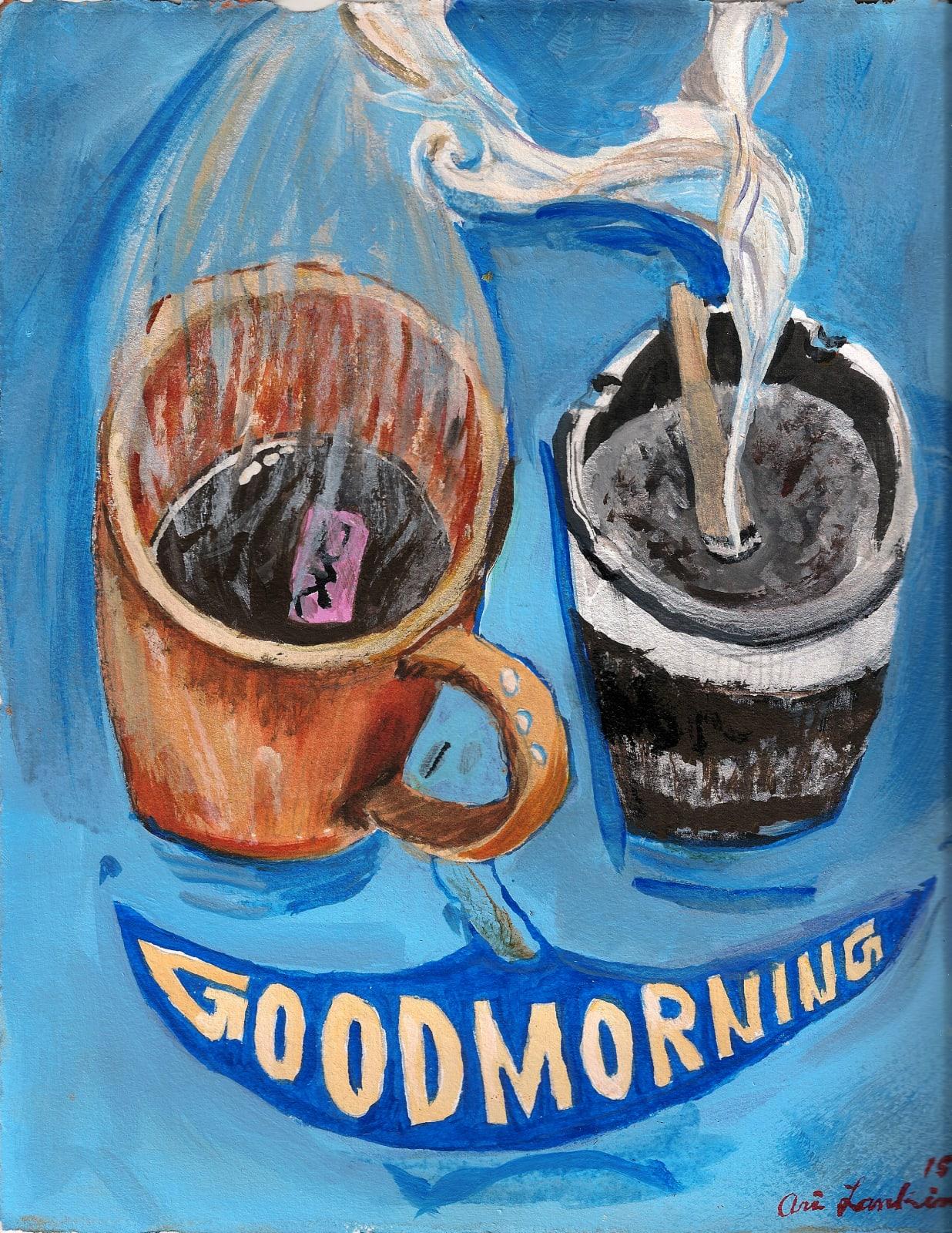 Ari Lankin, Good Morning, 2015