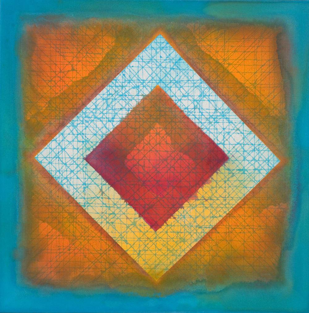 Ari Lankin, Fully Present, 2017