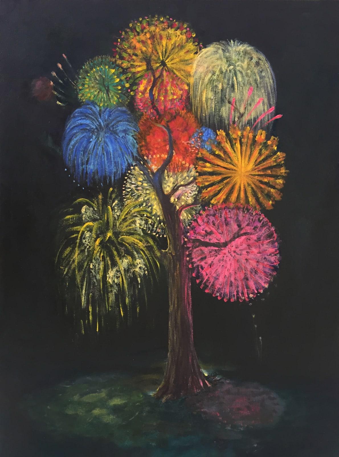 Ari Lankin, Tree I, 2019