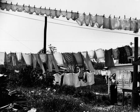 Gordon Parks, Untitled, Blind River, Ontario, 1955