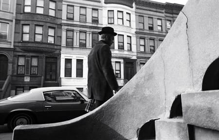 Chester Higgins, Striver Row, Harlem, 1979