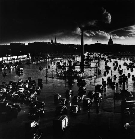 Gordon Parks, Place de la Concorde, Paris, France, 1950