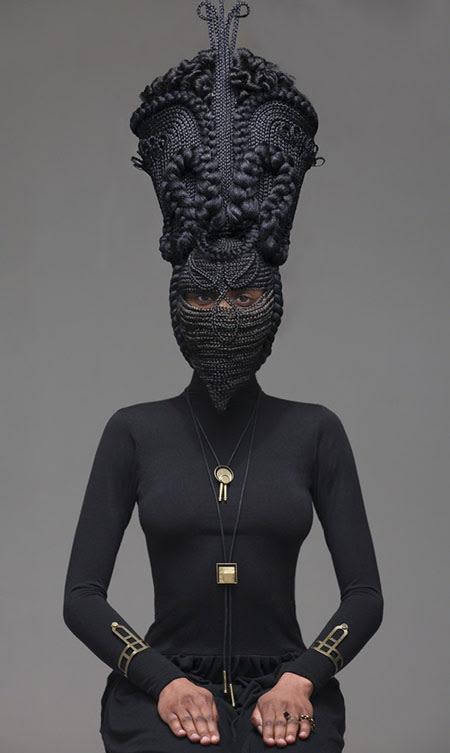 Delphine Diallo, Hybrid 8, 2011