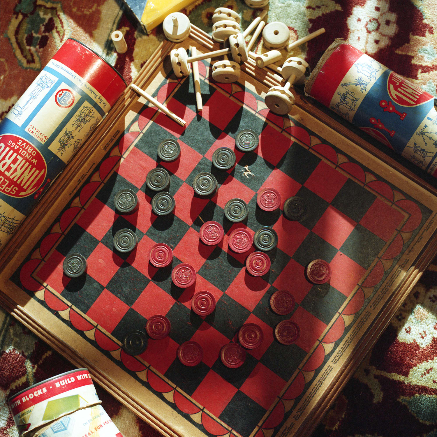 Aline Smithson, Checkers, 2012