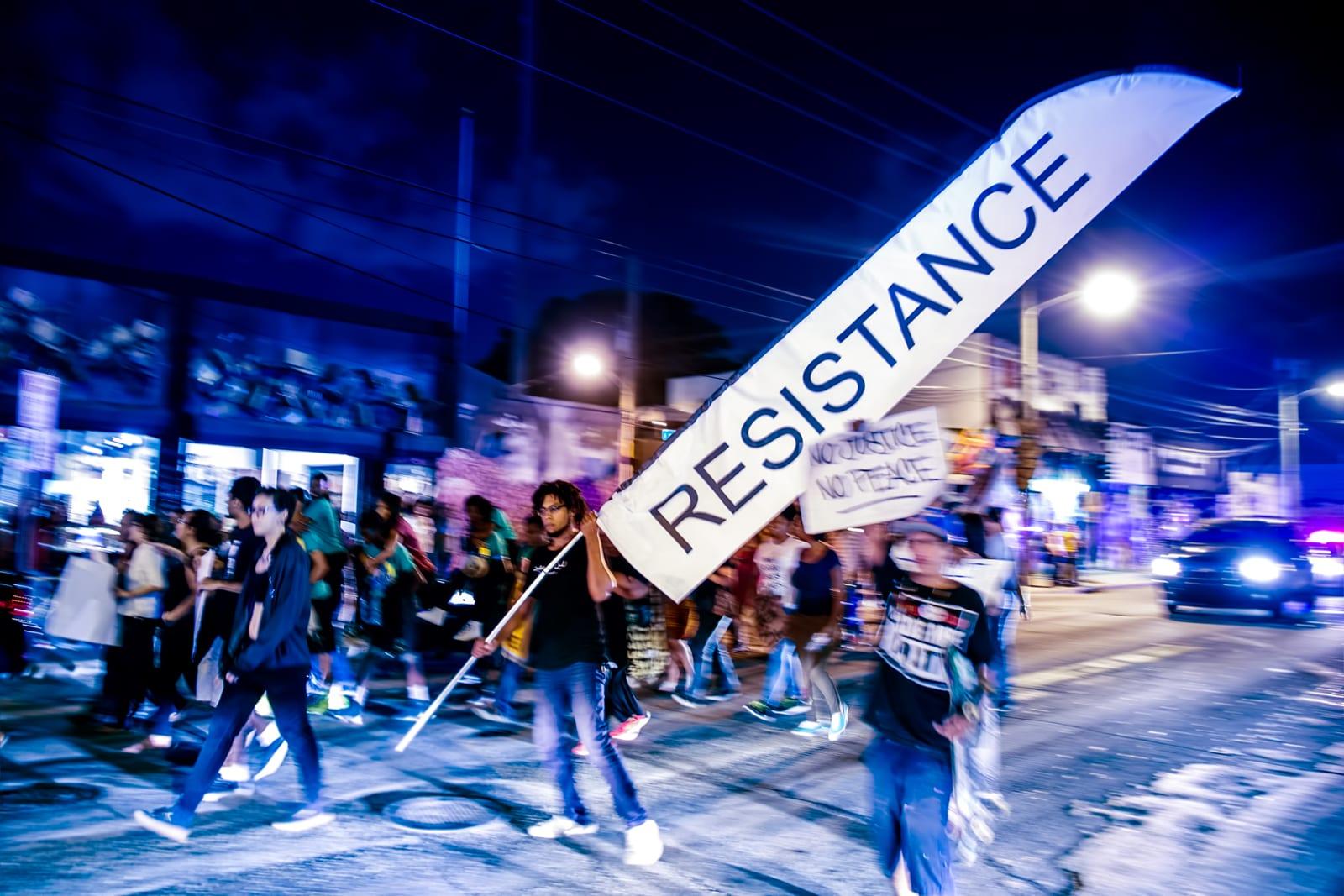 Cendino Temé, Resistance, 2013