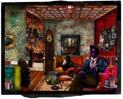 Najee Dorsey, Listening Room, 2020