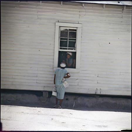 Gordon Parks, Untitled, Mobile, Alabama, 1956