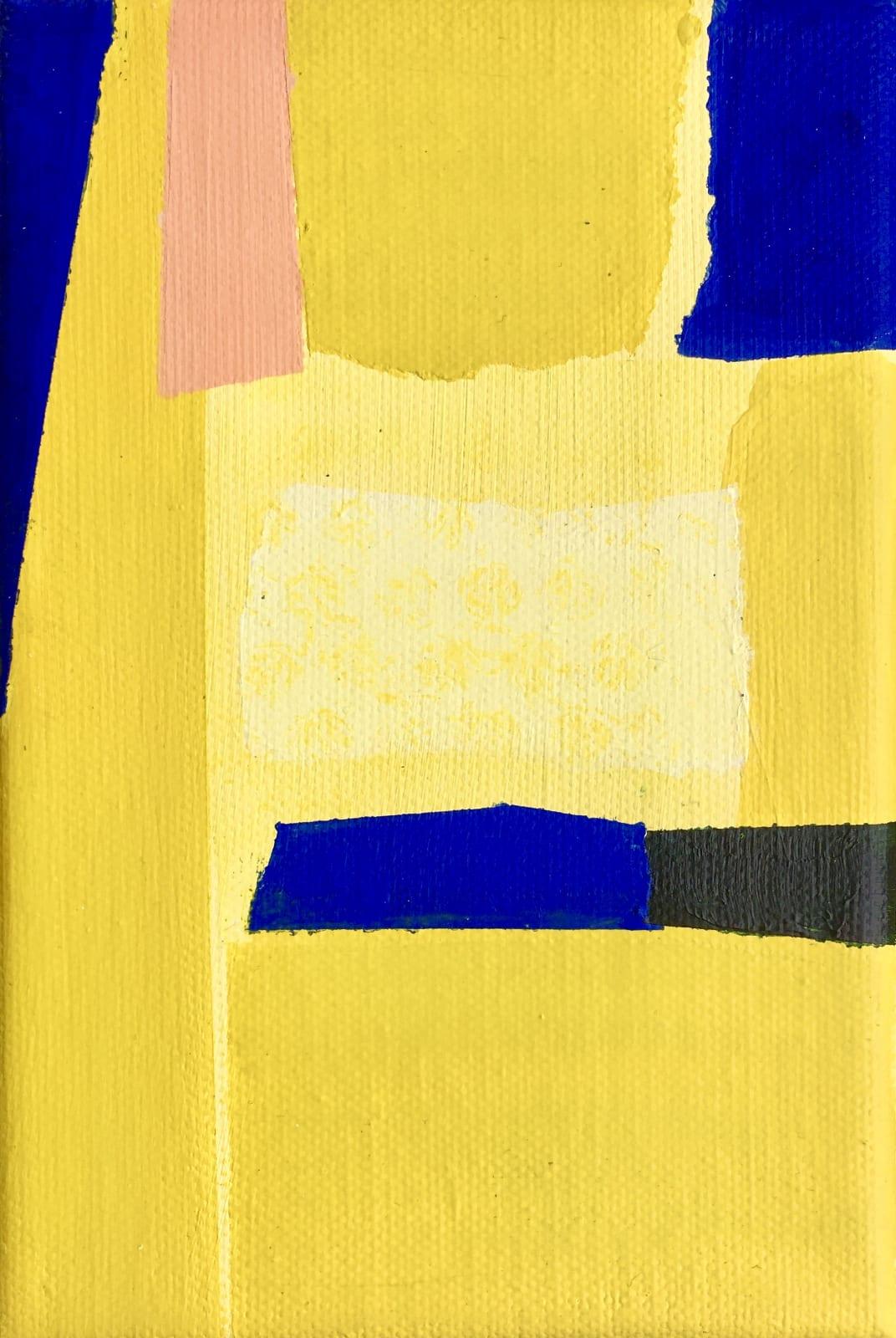 Arild Askeland, Yellow Garden II`, 2020