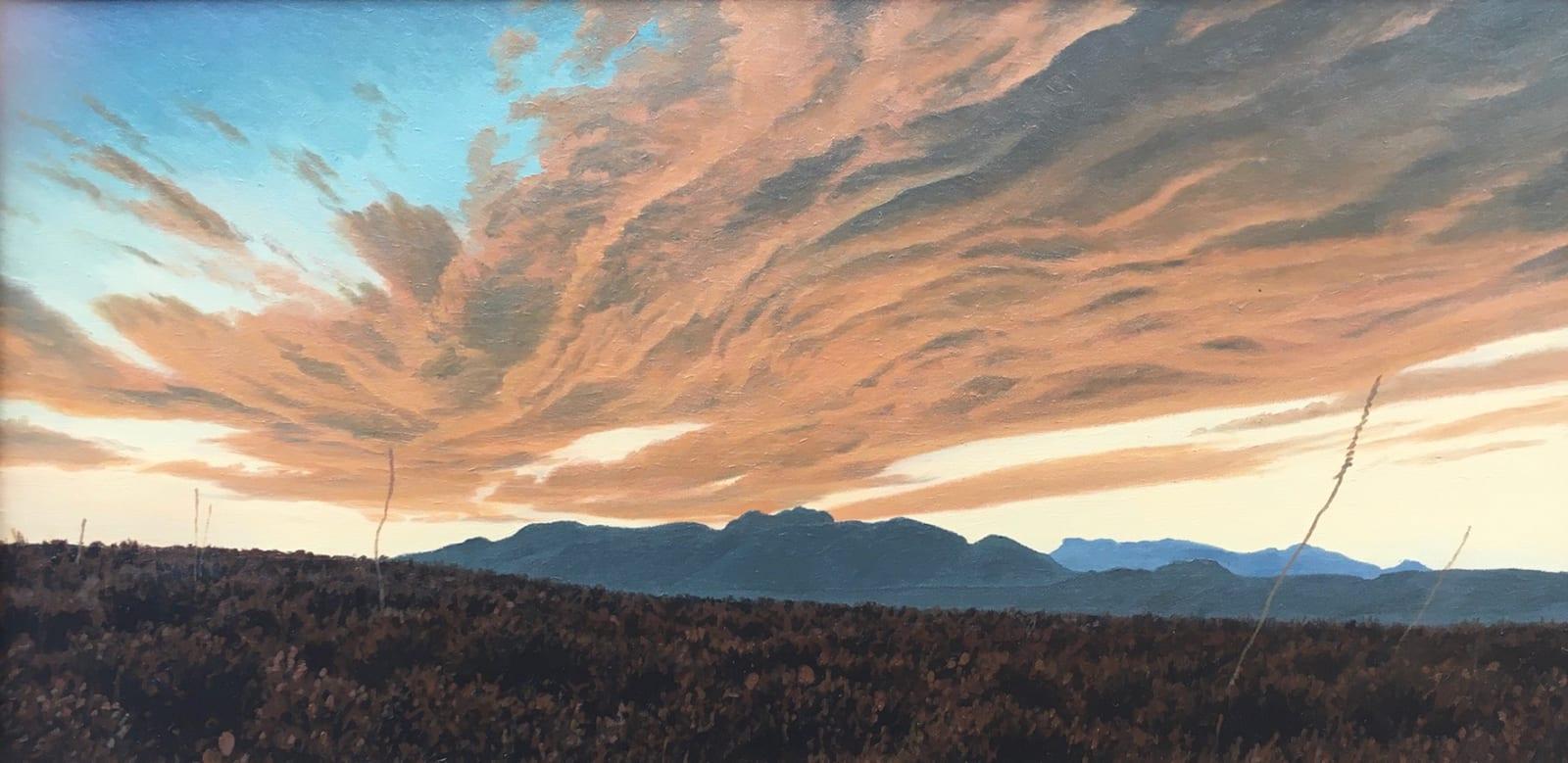 Dennis Blagg, Red Cloud, 2012