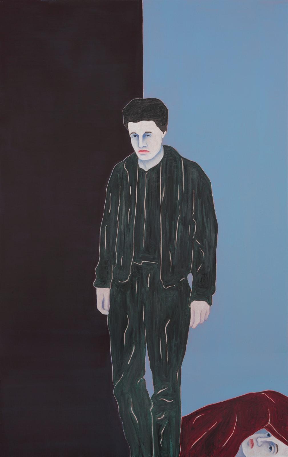 Djamel Tatah, Untitled, 2018