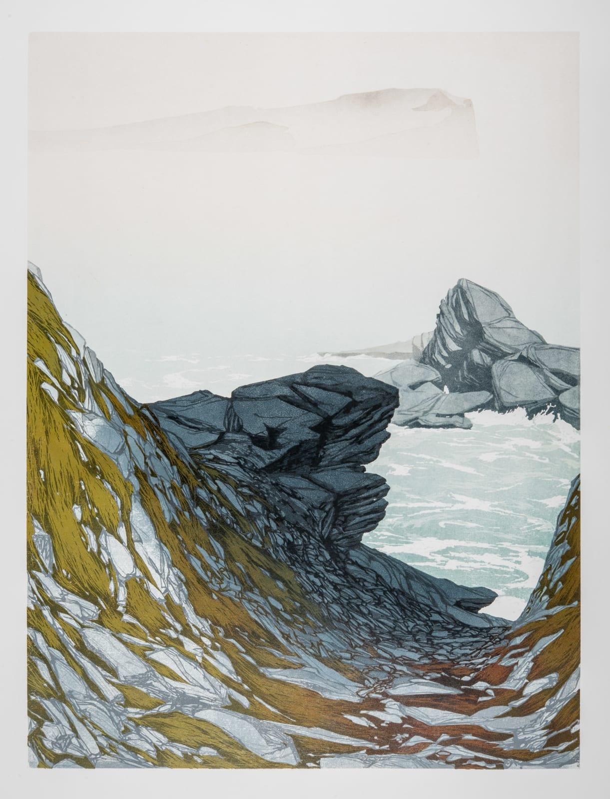 Laura Boswell, Skye Sea Mist, 2019