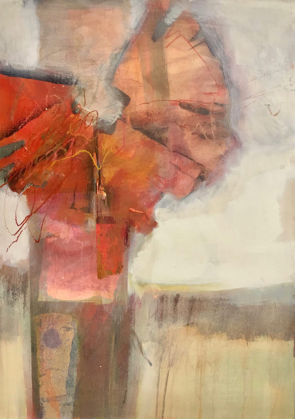 Clare Maria Wood, Enchantress, 2019