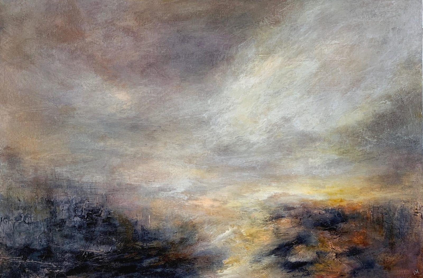 Emma Whitelock, Origin, 2019