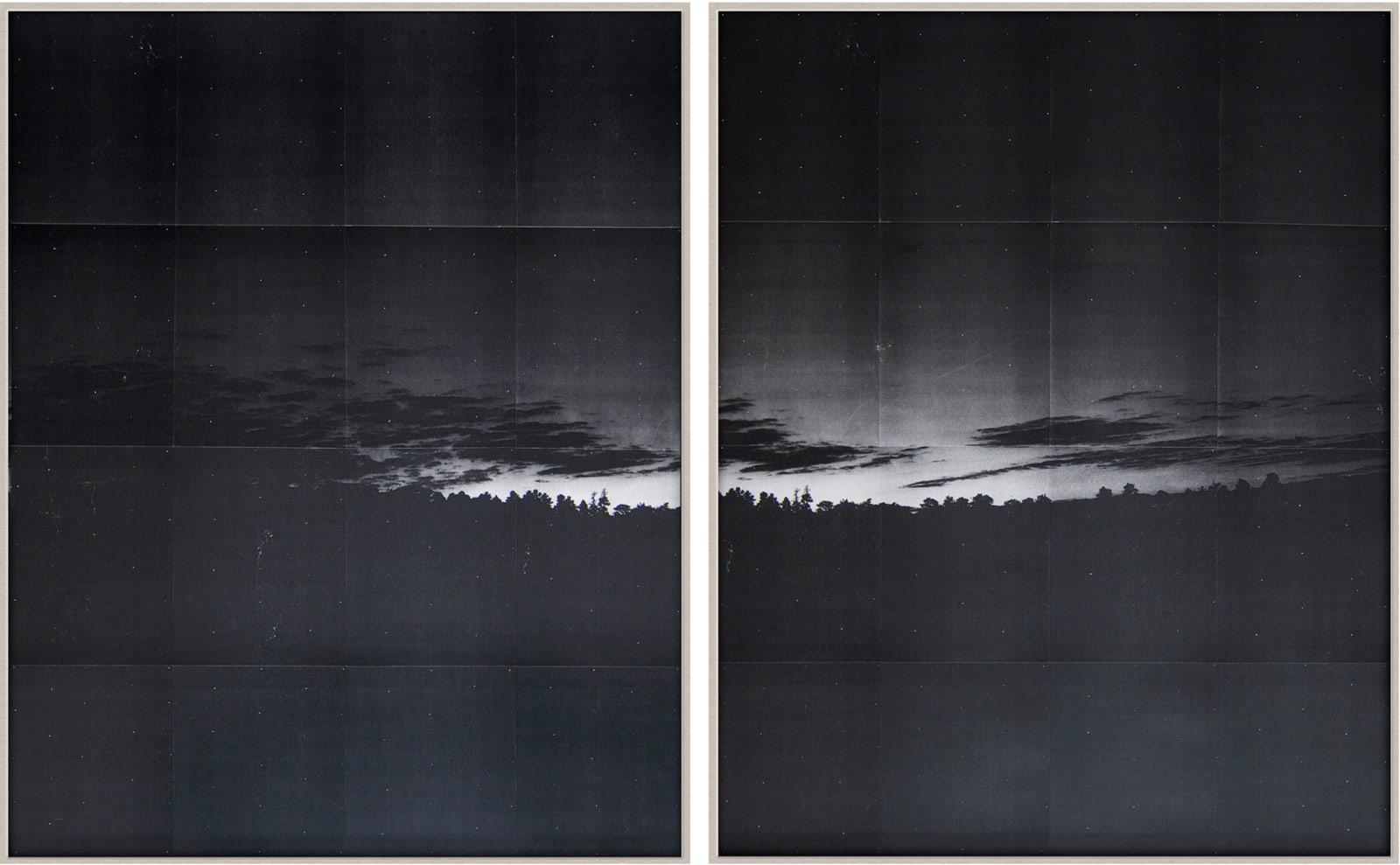 Adam Jeppesen, Untitled 4002 p1 + p2, 2013