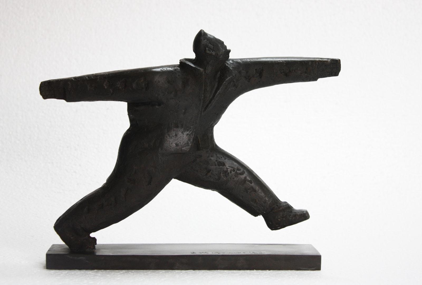 Wang Xinggang 王興剛, Chasing III (S)《追》系列三, 2006