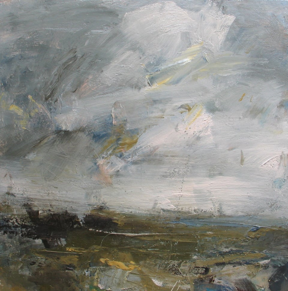 Louise Balaam, Wind rising, rain and air