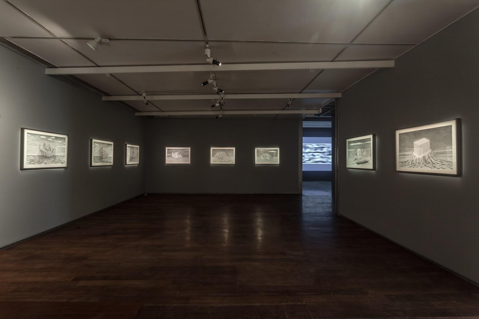 Gigi Scaria, The Ark, display view, 2015