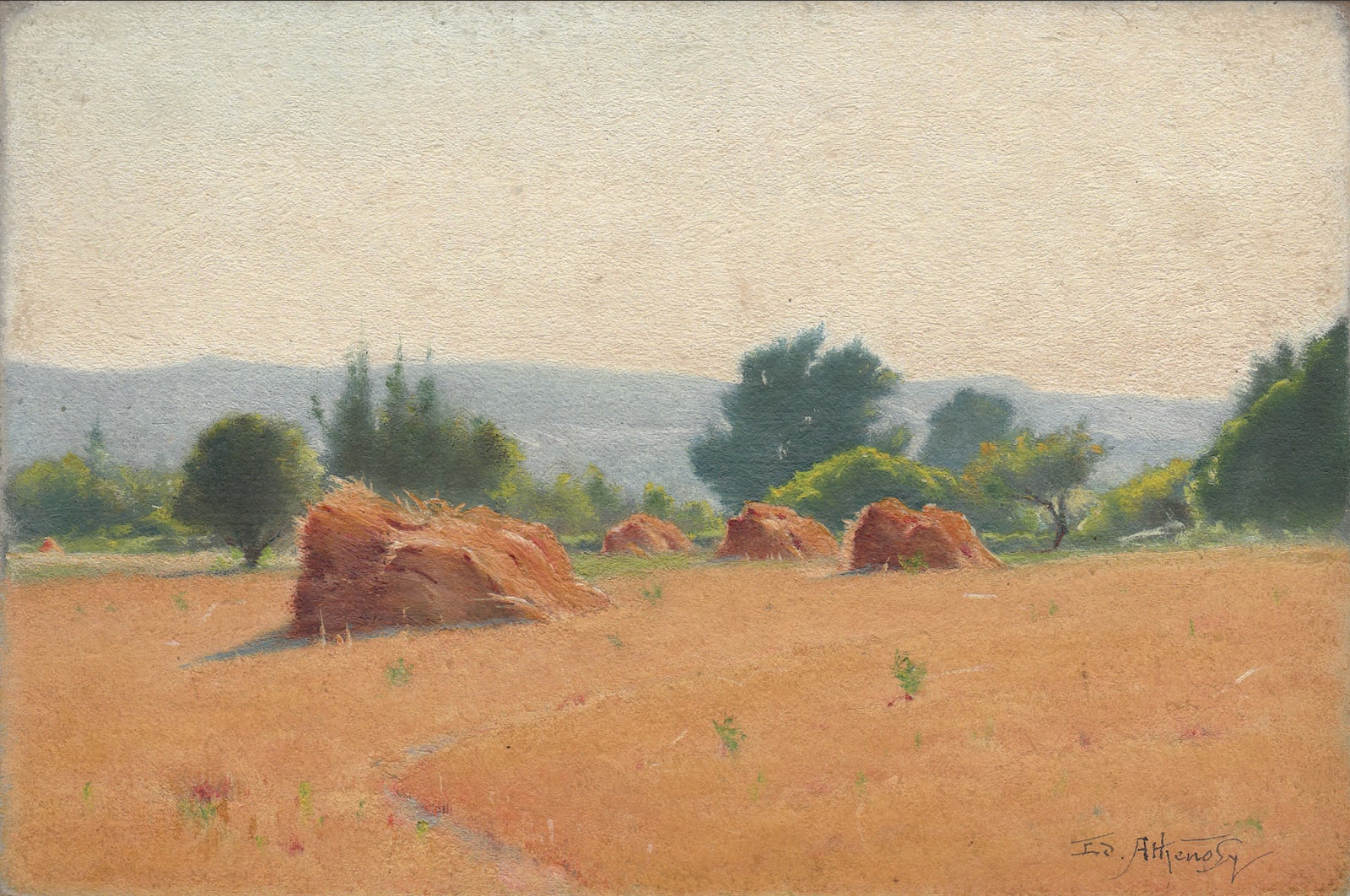 EDOUARD ATHÉNOSY, M-149, c. 1920