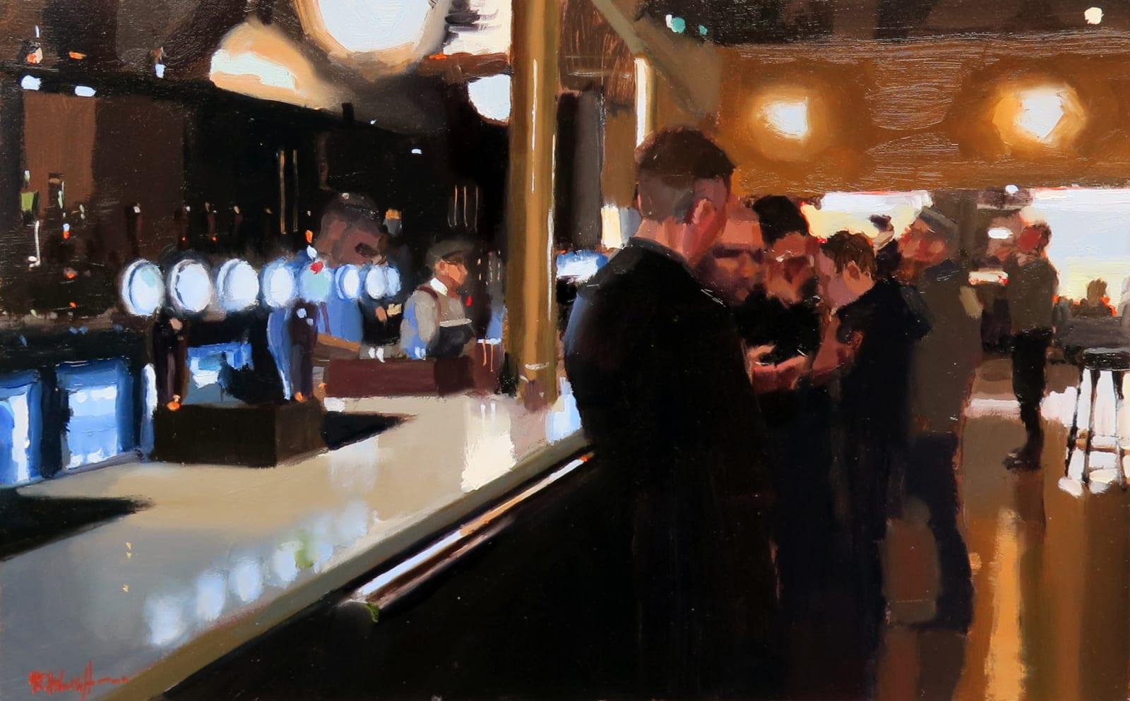 Michael Ashcroft MAFA, The Conversation Peaky Blinders, Manchester