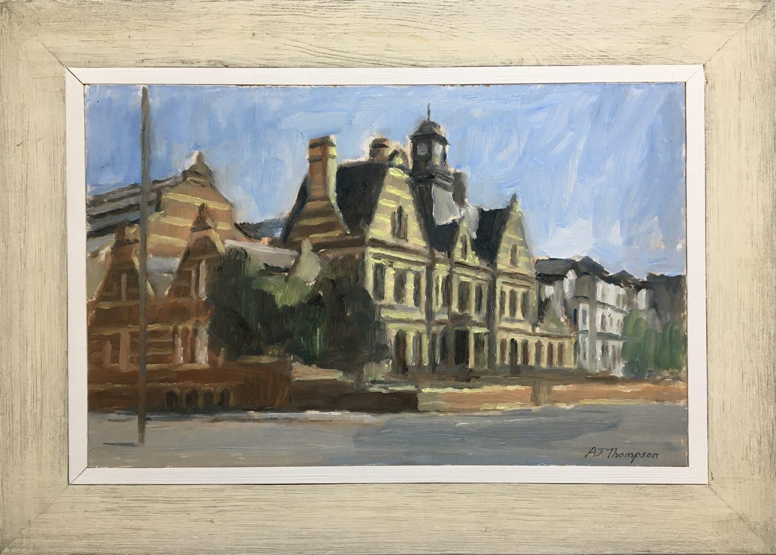 Alan James Thompson, Victoria Baths, Manchester