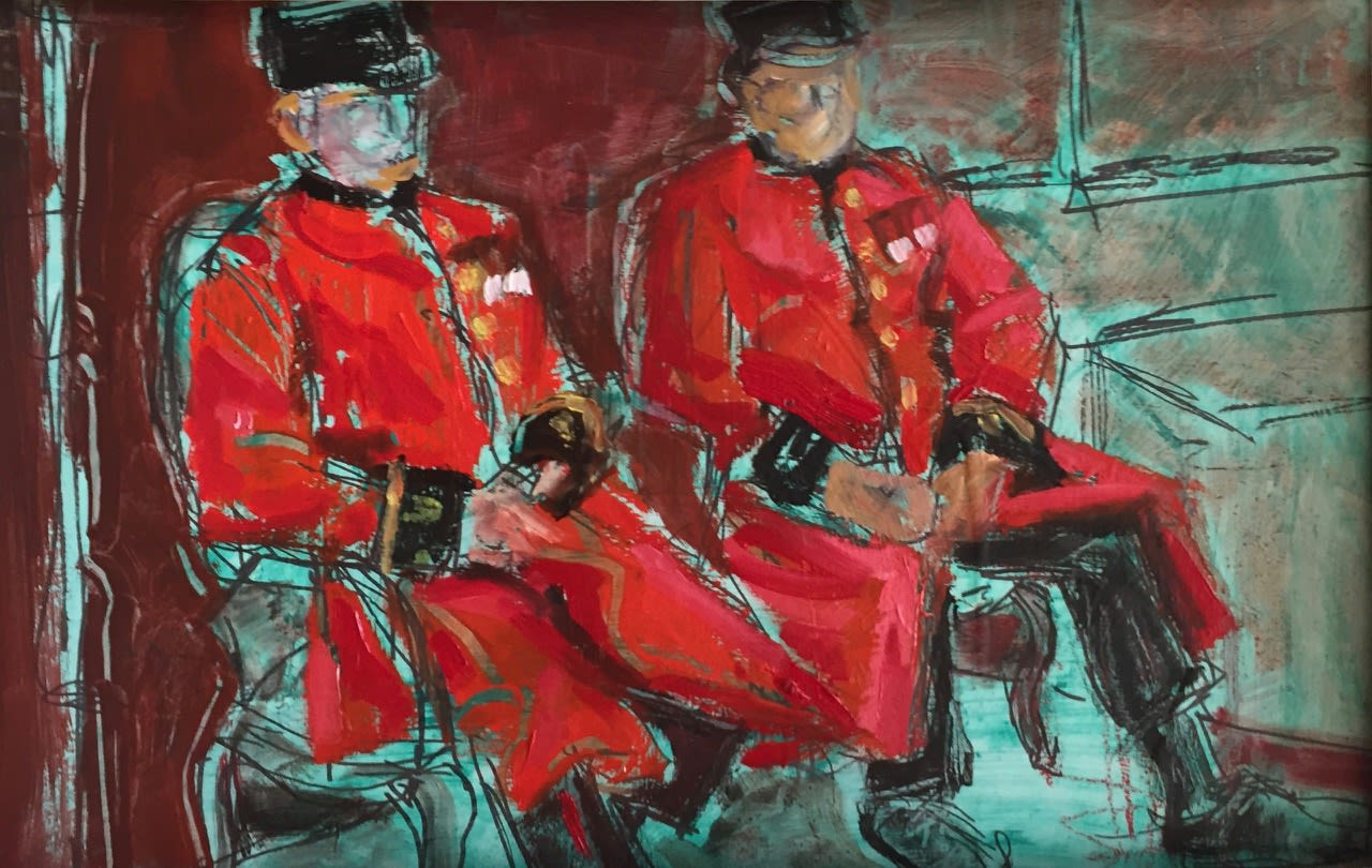 Annie Field, Chelsea Pensioners