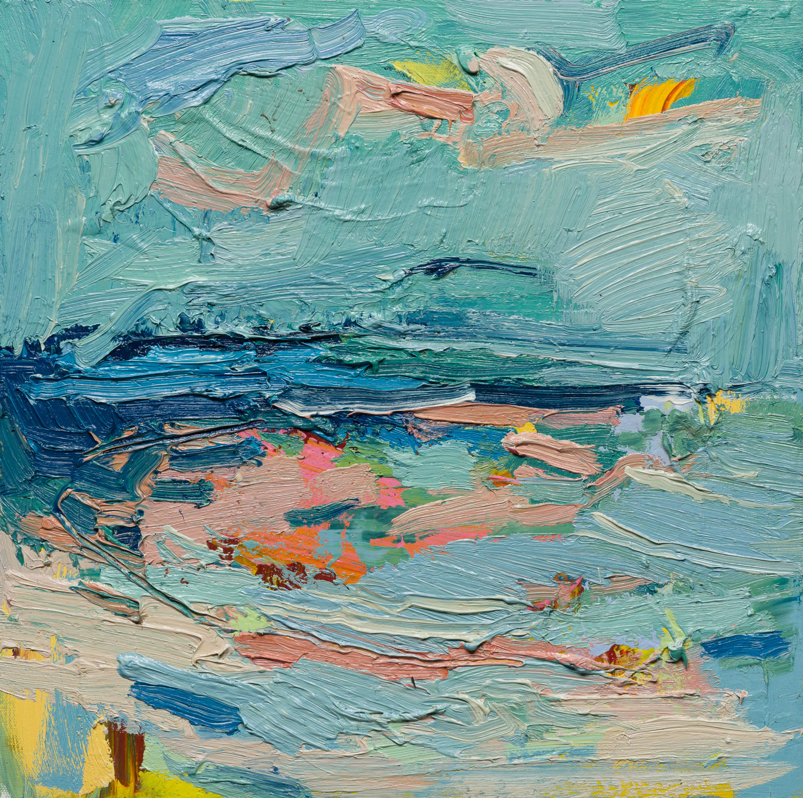 Paul Wadsworth, Reflections Of A Coloured Sky