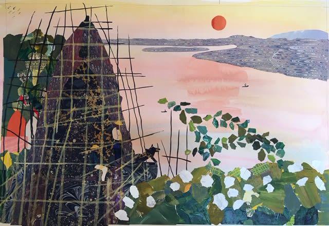 Dione Verulam, Men at Sunrise