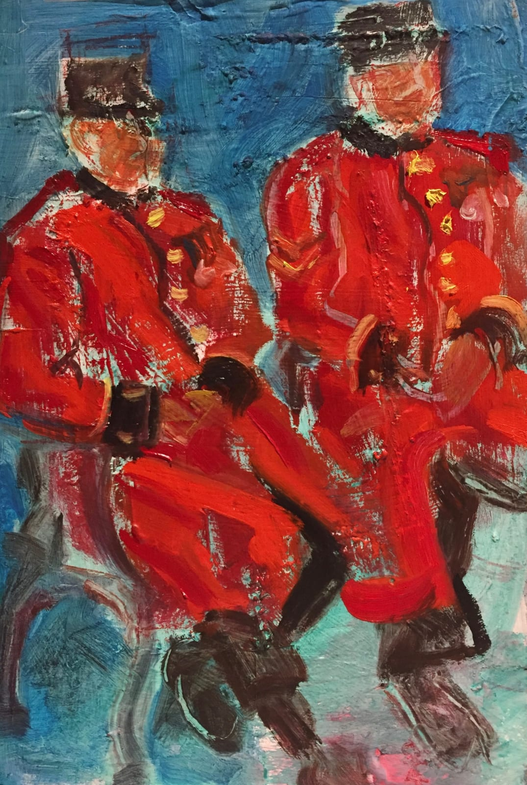 Annie Field, Chelsea Pensioners 2