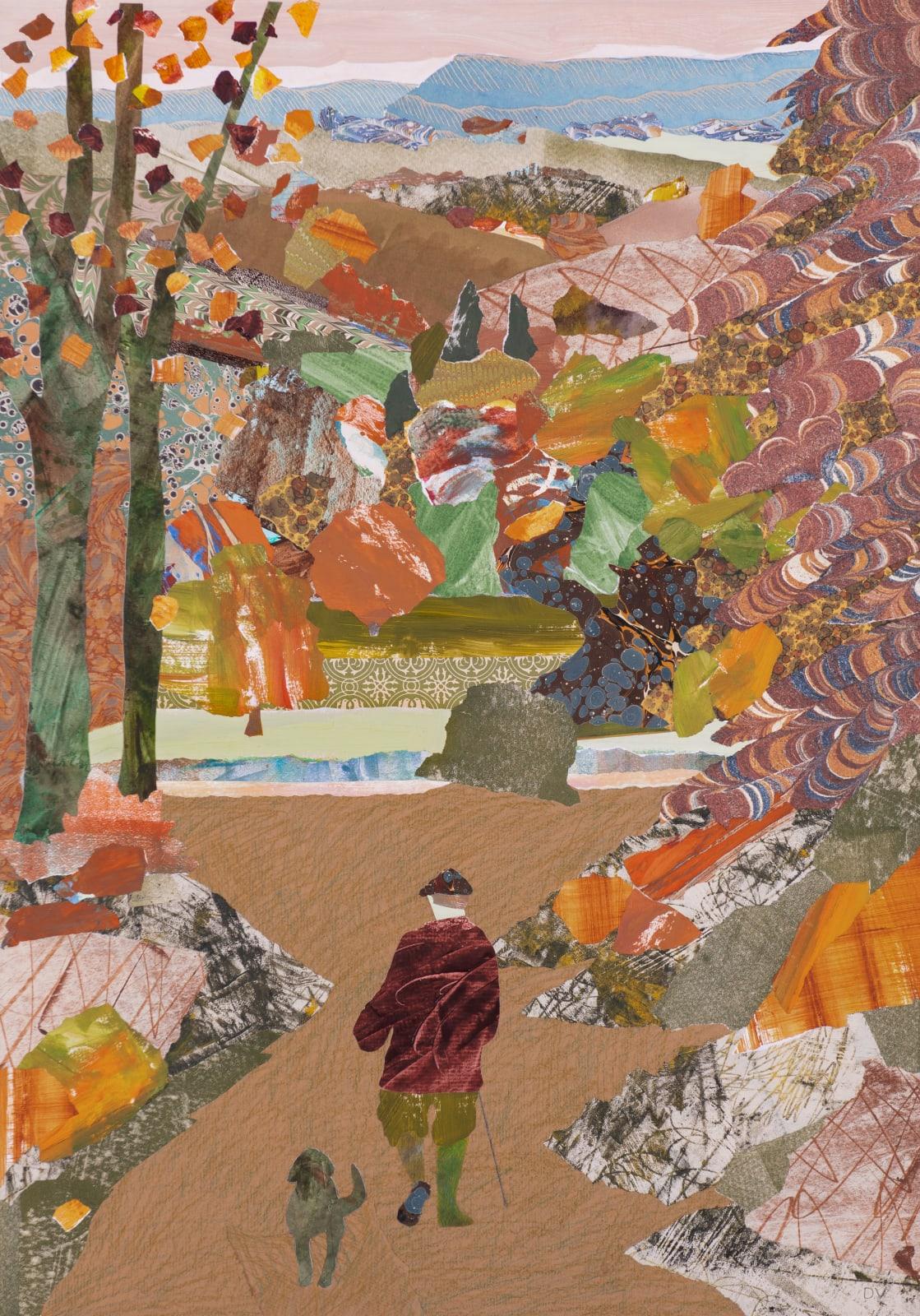 Dione Verulam, Autumn Walk