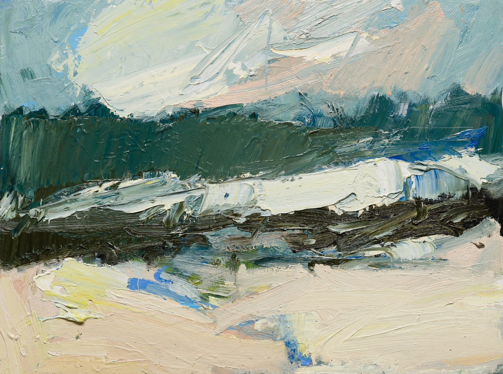 Paul Wadsworth, Perfect White Wave