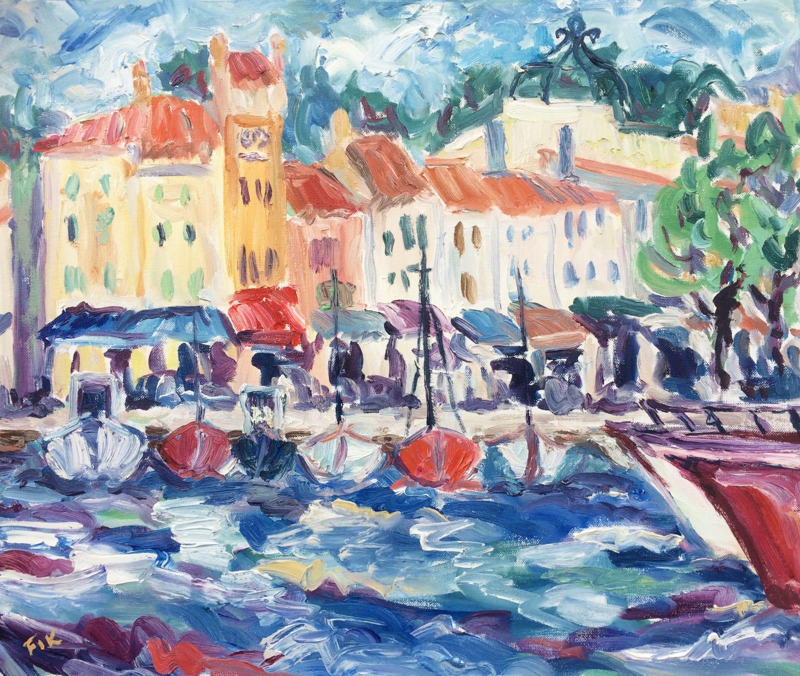 Fi Katzler, Cassis Boats II