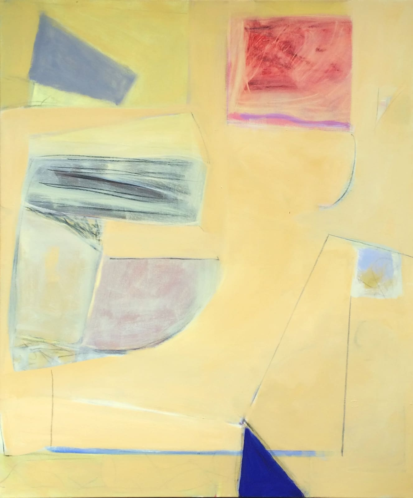 Frank Phelan, Yellow Bird, II 2013