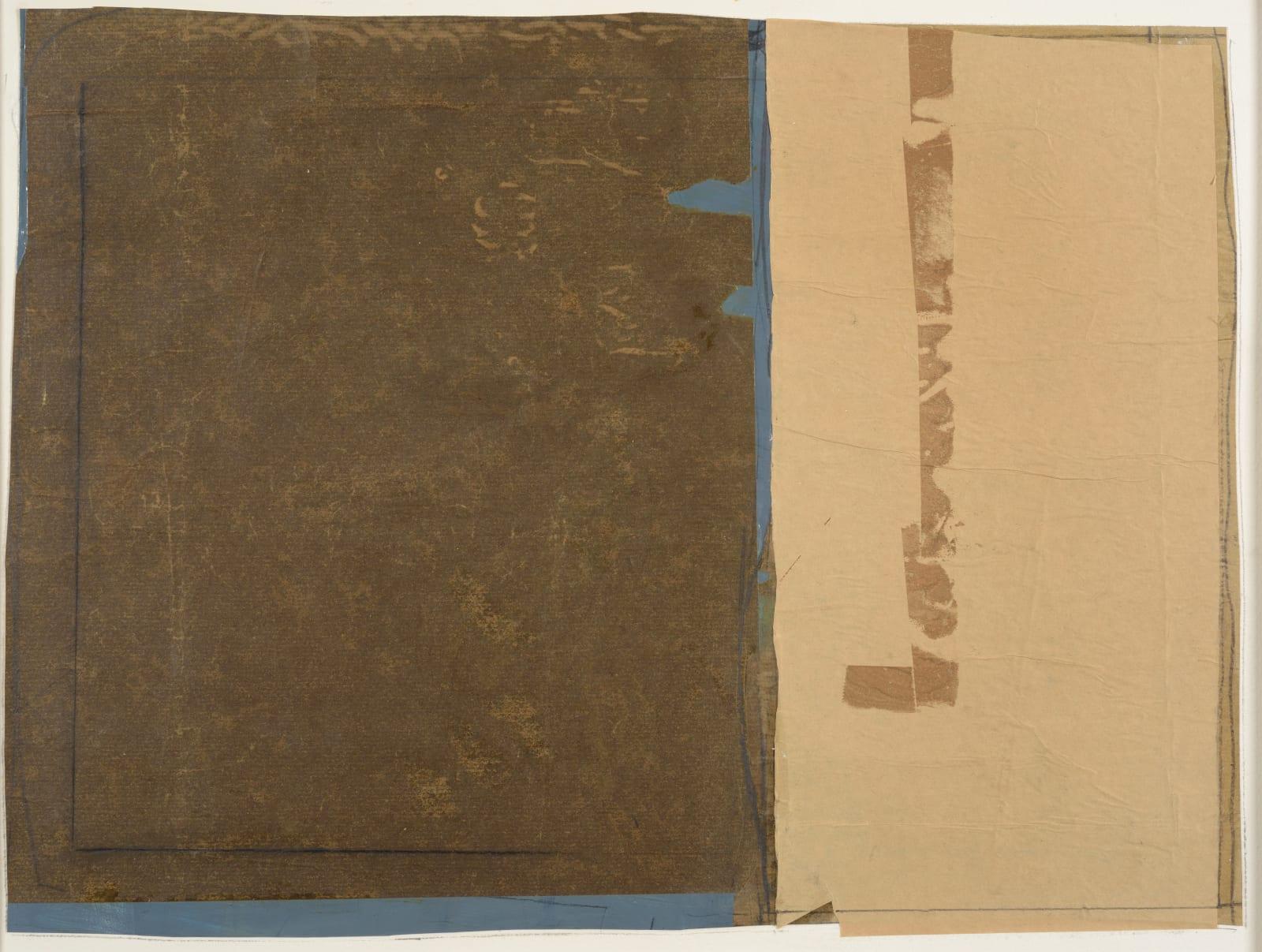 Frank Phelan, Collage II 2012