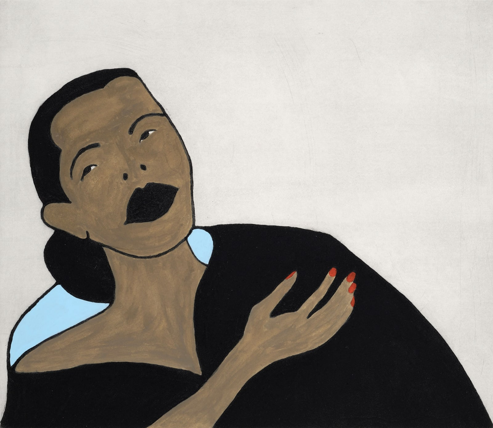 Kate Boxer, Billie Holiday