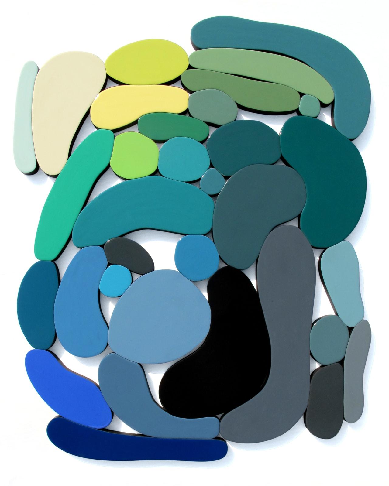 Klari Reis, Cluster, 2020