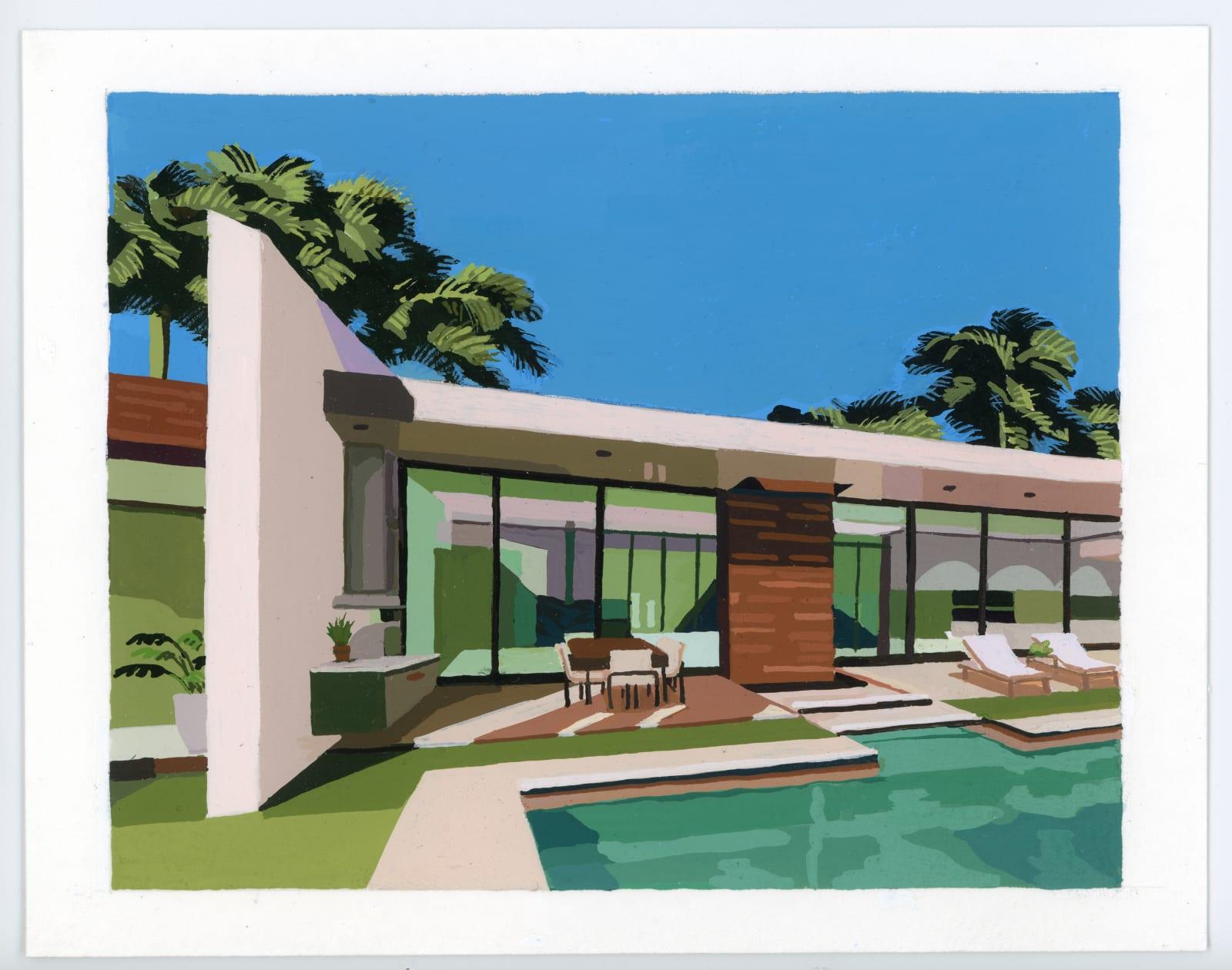 Andy Burgess, River Lane Residence, 2020