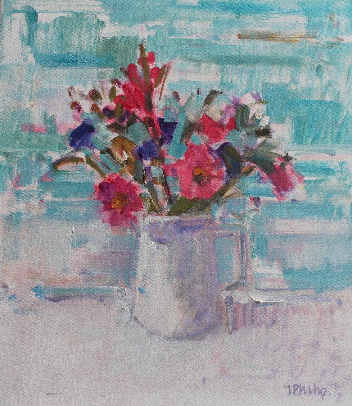 Jackie Philip, Coastal Colours, 2020