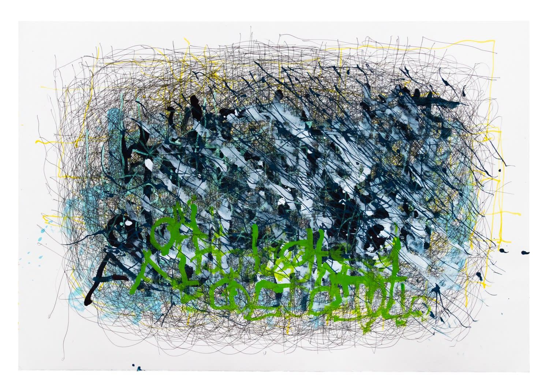 Dan Miller, Untitled (DM 1389) , 2020