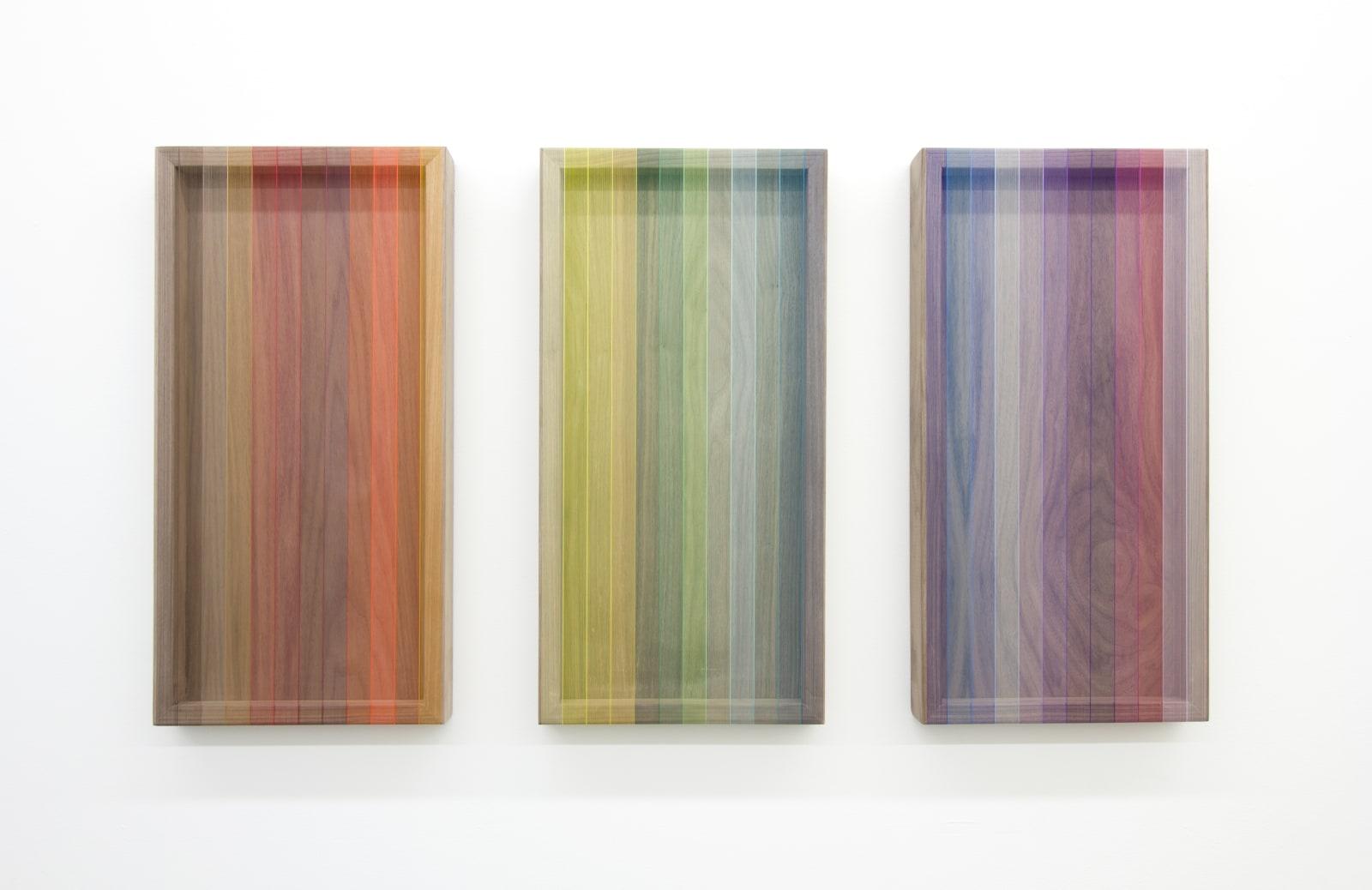 Brian Wills, Untitled (Spectrum), 2019