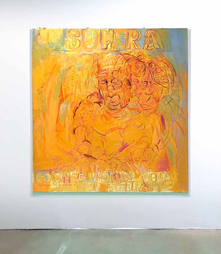 Sean McGaughey, Sun Ra: Cosmic Tones for Mental Therapy, 2020