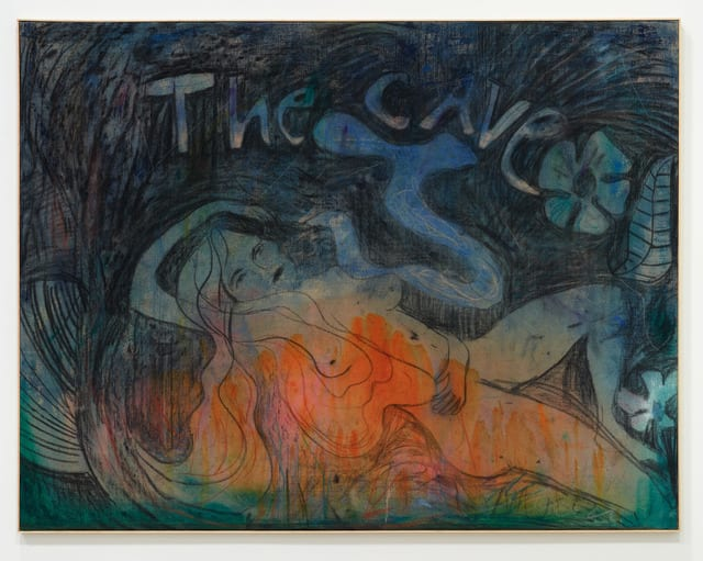 Ada Ihmels, The Cave, 2017