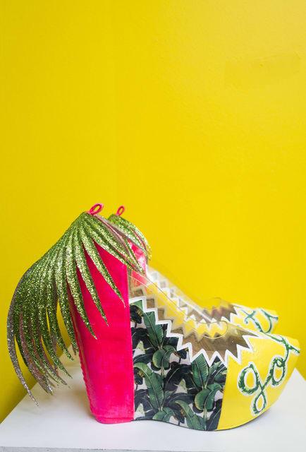 Genevieve Gaignard, Stay Golden , 2015