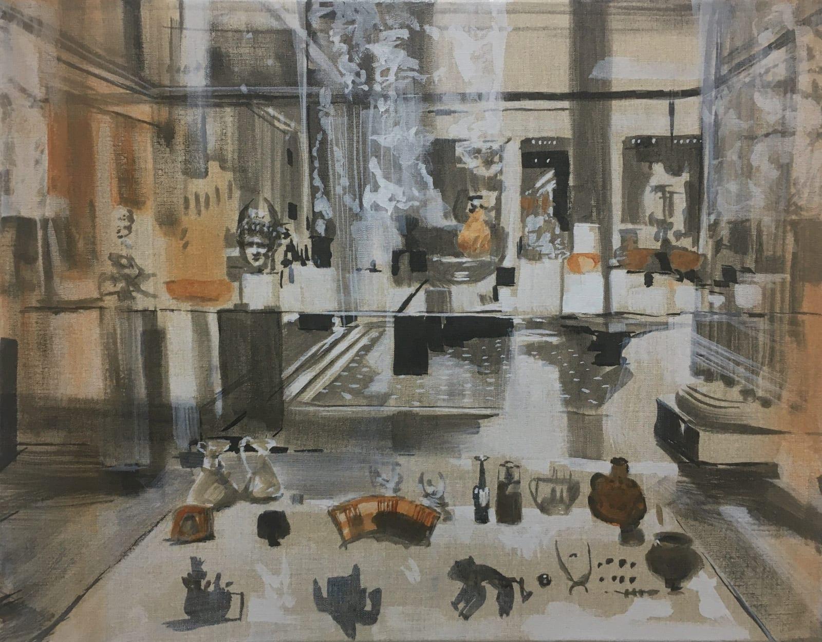 Elizabeth Schwaiger, Quiet Collection, 2020