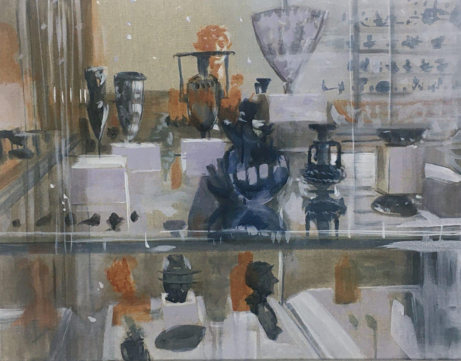 Elizabeth Schwaiger, Quite the Collection, 2020